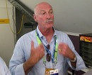 Dennis Lillee at the WACA, December 3, 2012