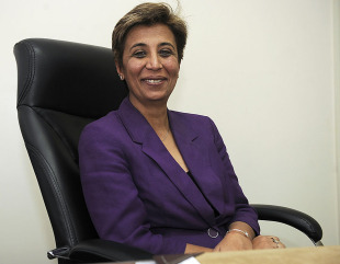 Jackie Janmohammed, Cricket Kenya's new chairman, Nairobi, December 4, 2012