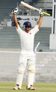 Hiken Shah scored his third century in three Ranji matches, Mumbai v Bengal, Ranji Trophy, Group A, Mumbai, 3rd day, December 3, 2012