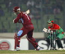 Marlon Samuels played a patient knock of 126