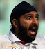 Monty Panesar appeals for a wicket