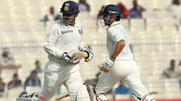 Virender Sehwag and Gautam Gambhir gave India a quick start