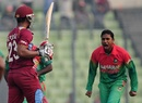 Bangladesh clinch series 3-2 with tight win