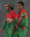 Shafiul Islam took 3 for 31, Bangladesh v West Indies, 5th ODI, Mirpur, December 8, 2012