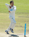 Glenn Maxwell prepares to send down a delivery, Cricket Australia Chairman's XI v Sri Lankans, Canberra, 3rd day, December 8, 2012