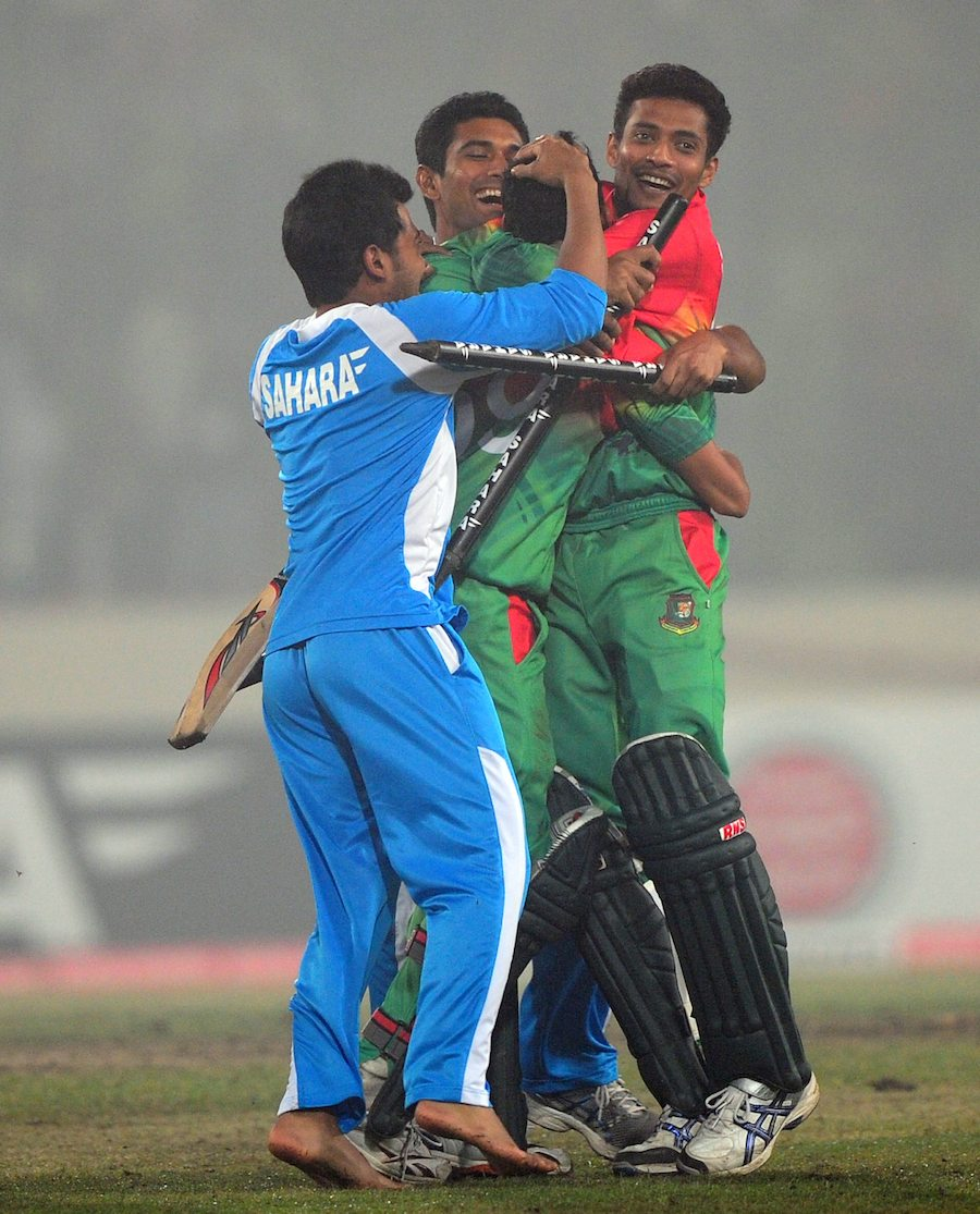 152464 - Bangladesh Winning Moments Against WI