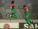 Rubel Hossain bowled both West Indian openers