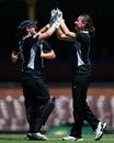 Rachel Candy picked up four wickets, Australia v New Zealand, 1st Women's ODI, Sydney, December 12, 2011