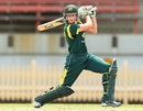 Meg Lanning scored 72 off 53 balls
