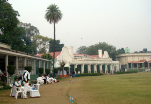 The Roshanara Club ground in Delhi, Delhi v Maharashtra, Ranji Trophy, 1st day, Delhi, December 15, 2012