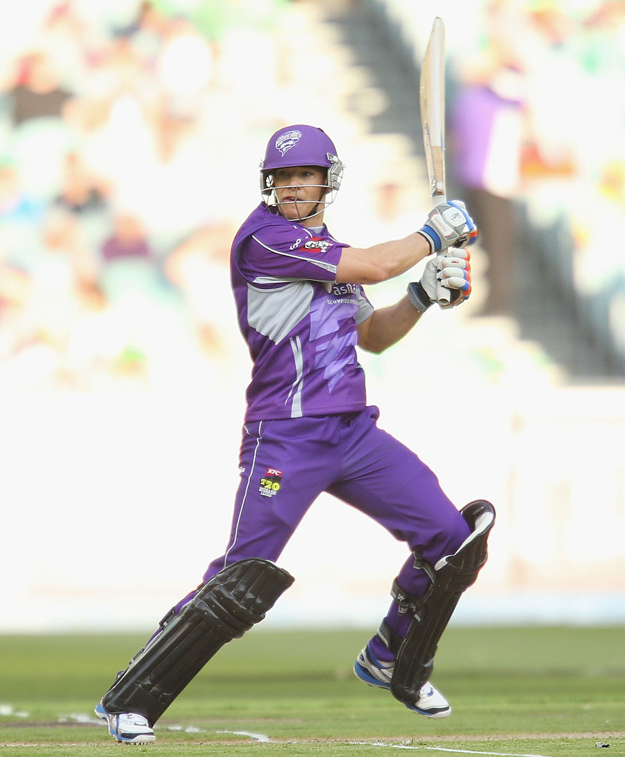 Tim Paine was the highest scorer for the Hurricanes with 46