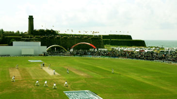 A view of the Galle Fort