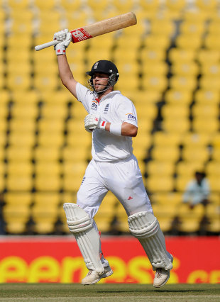 Like England as a team, Jonathan Trott ended a tough year on a high