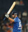 Alex Hales made a 26-ball half-century