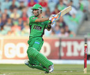 Glenn Maxwell scored an aggressive 82