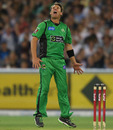 Shane Warne took two wickets