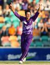 Ricky Ponting claimed a wicket in the one over that he bowled