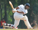 Ali Murtaza sweeps during his 106, Tamil Nadu v Uttar Pradesh, Ranji Trophy, Group B, Chennai, 2nd day, December 23, 2012