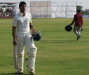 Karnataka's Kunal Kapoor made 106 and 100* against Haryana, Karnataka v Haryana, Ranji Trophy, Group B, Hubli, 4th day, December 25, 2012