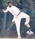 Ali Murtaza picked up his first ten-wicket haul, Tamil Nadu v Uttar Pradesh, Ranji Trophy, Group B, Chennai, 4th day, December 24, 2012