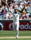 Dhammika Prasad got rid of Ed Cowan, Australia v Sri Lanka, 2nd Test, Melbourne, 1st day, December 26, 2012