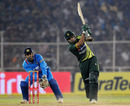 Umar Akmal scored 24, India v Pakistan, 2nd Twenty20, Ahmedabad, December 28, 2012