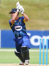 Ryan ten Doeschate top-scored for Otago with 61 off 37 deliveries, Otago v Auckland, HRV Cup, Queenstown, December 31, 2012