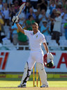 Alviro Petersen got to his fifth Test ton