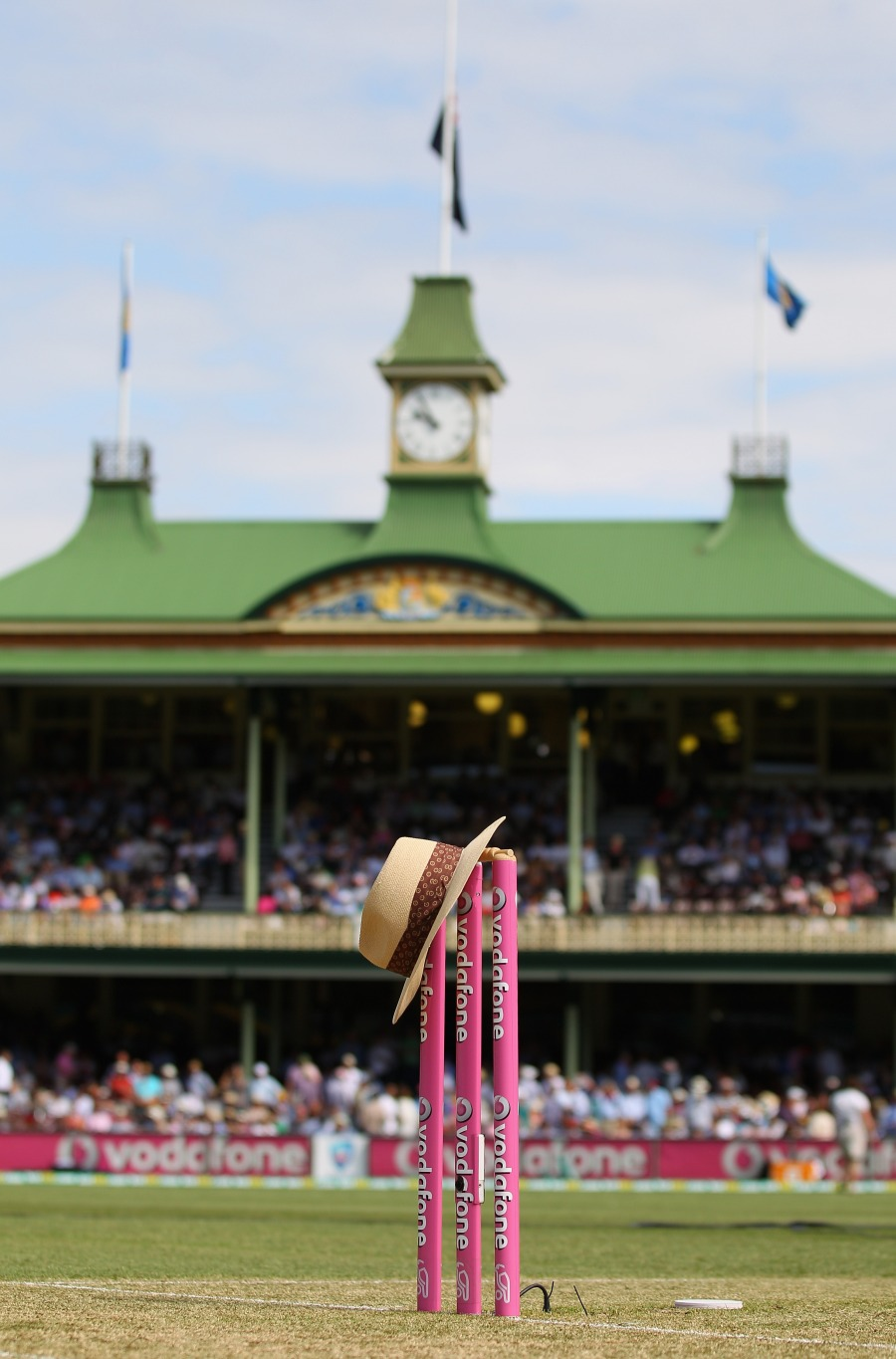 Vale, Tony: a tribute at the SCG in 2012
