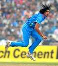 Ishant Sharma kept one end tight during Pakistan's innings
