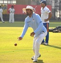 Mohammad Kaif, the UP captain, during a practice session, Ranji Trophy, Indore, January 5, 2013