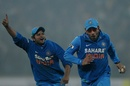 Yuvraj Singh and Suresh Raina go on a victory run