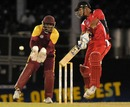 Lendl Simmons made 62 off 46 balls, Trinidad & Tobago v Leeward Islands, Caribbean T20, Trinidad, January 9, 2013