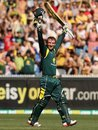 Phillip Hughes was the first Australian to score a century on ODI debut