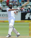 Hashim Amla looked well set going past a half-century