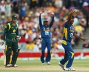 Nuwan Kulasekara appeals successfully against Phil Hughes