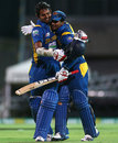 Lahiru Thirimanne hit the winning runs and completed his century, Australia v Sri Lanka, 2nd ODI, Adelaide, January 13, 2013