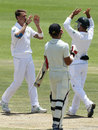 Dale Steyn picked up three wickets