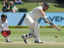 Colin Munro managed to avoid a pair on Test debut