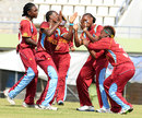 West Indies Women come up with their own celebration-style