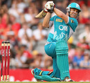 Luke Pomersbach smashed a 70-ball 112