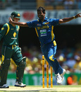Nuwan Kulasekara ripped through the Australia line-up