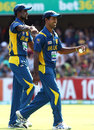 Nuwan Kulasekara was named Man of the Match for his five-wicket haul
