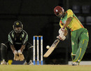 Keddy Lesporis top-scored with 26 for Windward Islands, Guyana v Windward Islands, Caribbean T20, St Lucia, January 18, 2013
