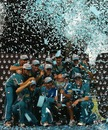 Brisbane Heat, champions of the Big Bash League