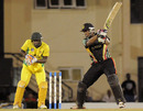 Christopher Barnwell scored a match-winning knock of 88, Jamaica v Guyana, Caribbean T20, playoff, St Lucia, January 19, 2013