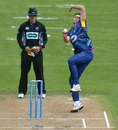 James Fuller claimed a four-for, Otaga v Wellington, HRV Cup final, January 20, 2013