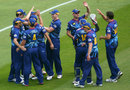 Otago won the HRV Cup by four wickets