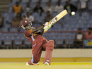 Deandra Dottin led West Indies to victory in her 50th T20I