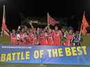 Trinidad & Tobago won their third successive Caribbean T20 title